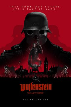 Wolfenstein - The New Order on Behance