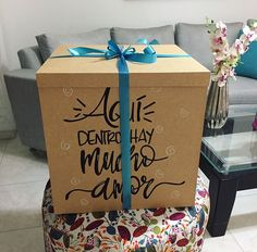 Cajas Surprise Boyfriend, Diy Gifts For Boyfriend, Birthday Gifts For Boyfriend, Cute Birthday Gift, Birthday Gifts For Best Friend, Diy Birthday, Boyfriend Anniversary Gifts, Year Anniversary Gifts, Bf Gifts