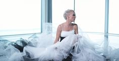 Emma Hewitt has the most beautiful voice Beautiful Voice, Most Beautiful, Pixie Hairstyles, Edm, Short Hair Styles, Dream Wedding, Hair Cuts, Tulle, Gowns