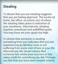 dream about stealing. I stole these jeans and accidentally stole a phone. I gave the phone back but kept the jeans. There were tables covered in clothes and I knew they were giving the jeans away for a charity thing. So I picked a pair to keep, it felt like I was stealing. I grabbed the phone thinking it was mine when I realized it wasn't my phone I handed the cell to a girl running the event, who then offered me a ride to which I said yes to. The car ride was fun. We were like old friends…