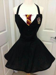 Harry Potter Apron
