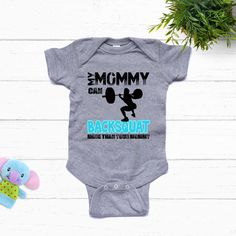 Its Mine and Mummys Personalised Embroidered Baby Boys Sleepsuit Babygrow Boys Novelty Unique Gift Happy 1ST Mothers Day Mummy
