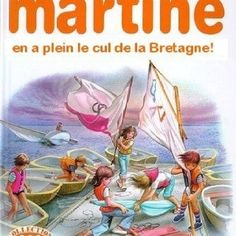Martine is really pissed off with the holiday in brittany