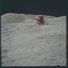 Apollo 17 Hasselblad image from film magazine - & NASA Photo Apollo Moon Missions, Apollo Space Program, Astronomy Pictures, Nasa Photos, Thing 1, Apollo 11, Moon Landing, To Infinity And Beyond, Space Shuttle