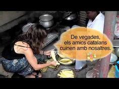 Un mòn d'ingredients. Vídeo sobre els aliments a la Costa d'Ivori