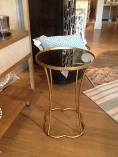 """Side Table - 23.5"""" H x 15 W"""