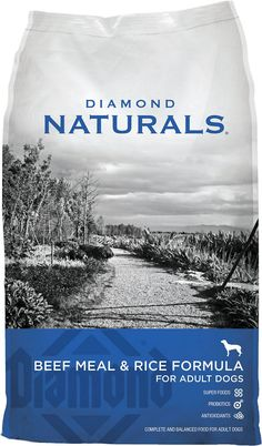 Diamond Naturals Dry Food for Adult Dog, Beef and Rice Formula, 40 Pound Bag - See more at: http://pet.florenttb.com/pet-supplies/diamond-naturals-dry-food-for-adult-dog-beef-and-rice-formula-40-pound-bag-com/#sthash.KwVbhIqi.dpuf