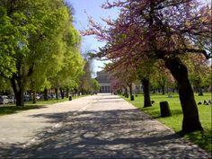 Parco Ildefonso Schuster in Roma, Lazio