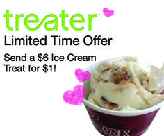 HURRY! $6 of Ice Cream for Just $1