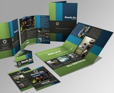 Brochuras, catálogos e folders de vários tipos e estilos para você design gráfico se inspirar. (12)