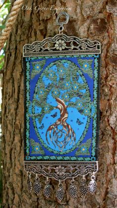 Tree of Life  Mini Tapestry