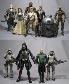 Funny Steampunk   Steampunk Star Wars Figures ridiculous pic