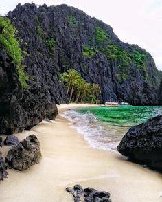 Secret lagoon, El Nido Philippines