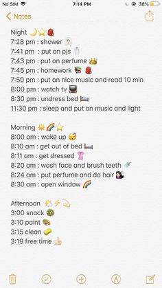 Night morning and afternoon routine routine checklist routine daily routine schedule routine skincare School Routine For Teens, Morning Routine School, Skin Care Routine For Teens, Morning Routine Checklist, Night Time Routine, School Routines, Life Hacks For School, Evening Routine, Self Care Routine