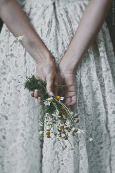 62 Ideas fashion photography flowers daisies for 2019 Robert Frank, How To Dry Basil, Wild Flowers, Fashion Photography, Photography Flowers, Delicate, Deviantart, Portrait, Pretty