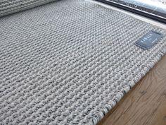 teppich strickoptik, grau, 140 x 200 cm, 9,71 kg | wohnzimmer ... - Teppich Wohnzimmer Grau