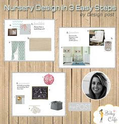 Nursery Design in 3 easy steps w/ @Beth Barden of #DesignPostInteriors and GRAND PRIZE GIVEAWAY worth 2350.00 at #BabyCafe! @Heather Grahling | Vivid Hue Home @Elisa Smith @Tiffany Leigh @Elizabeth@ The Little Black Door
