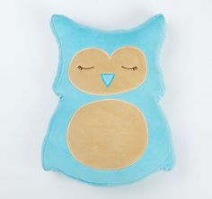 Hiccups Novelty Cushion Ollie Owl  http://www.manchesterwarehouse.com.au/kids/hiccups-novelty-cushion-ollie-owl