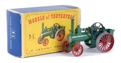 Matchbox Models of Yesteryear No.Y1-1 Allchin Traction Engine