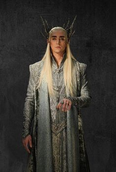 LeePace as  Thranduil I just really like how they ve done the colors 65714d869