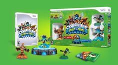 Review - Skylanders: SWAP Force. Teaching strategy, teamwork and creative thinking.