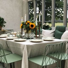 Provence Style, Scandinavian Countries, Outdoor Furniture Sets, Outdoor Decor, English Style, Winter Garden, Country Style, Country Homes, Scandinavian Design