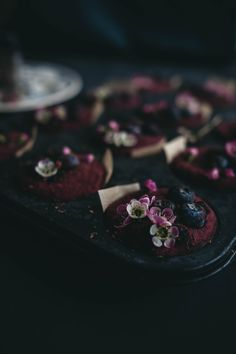 cakes vegan blueberry
