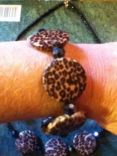 Lepord bracelet