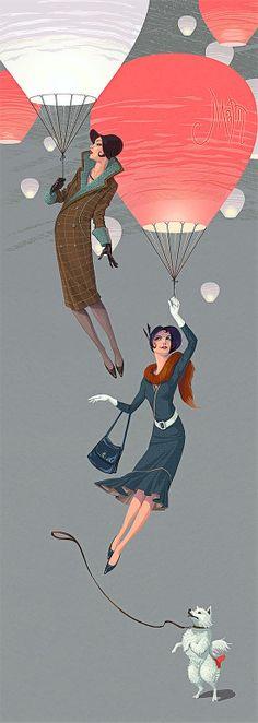 Illustrations by Waldemar von Kozak