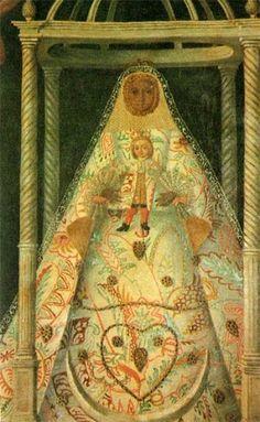 Virgen Negra de los Milagros. Capuchinas. Puerto Santamaría