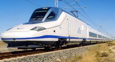 The Talgo 350 trains follow the design of the successful 2001 prototype and are in 12-car formations with 318 first class and Turista (standard) seats and a buffet car. - Image - Railway Technology