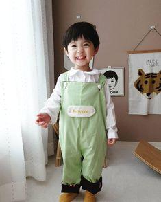 Cute Asian Babies, Korean Babies, Asian Kids, Cute Babies, Baby Kids, Baby Boy, Little Boy Outfits, Little Boys, Cutest Babies Ever