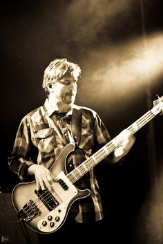 Dan Maines, Bassist, Clutch | House Of Blues Sunset #music #band