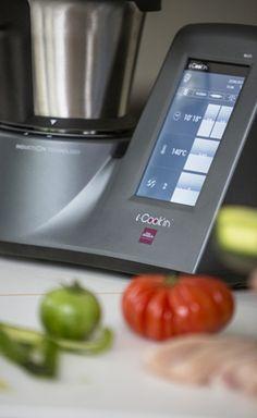 Découvrez ou redécouvrez le cuit-vapeur du robot Cook'in de Guy Demarle