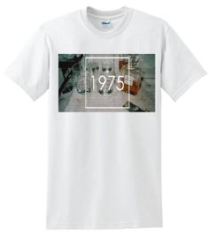 The 1975 Band tshirt by BicheApparel on Etsy, $18.00