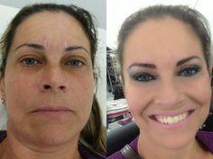 Micropigmentação e Maquiagem  Técnica Fio a Fio 3D
