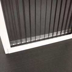 Pleated Fly Screen Doors