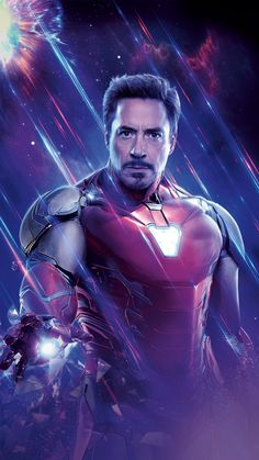 Iron man Avengers Endgame | 4K wallpapers, free and easy to download