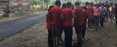 Outbound Bali Dengan Permainan Puzzle