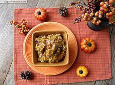 Crock Pot Pumpkin Pie Steel Cut Oats