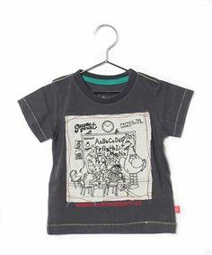 Sesame Street(セサミストリート)のSesameクールモノトーンTee(Tシャツ/カットソー)|ブラック