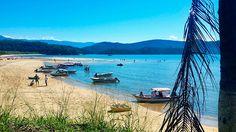 Praias de Paraty - Paraty-Mirim (Foto: Cortesia de Claudia Zamora)