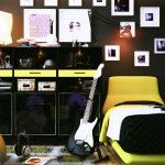 cool-music-bedroom-with-chalkboard