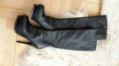 Exclusive kozenne kozacky Nando Muzi - vinted.cz Womens High Heels, Snow Boots, Shoes Heels, Wedges, Fashion, Moda, Snow Boots Outfit, Fashion Styles, Snow Boot