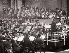 Gustav Mahler rehear