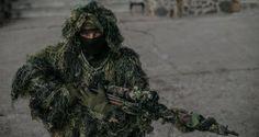 モシンナガン Українаに魅せられて。:アゾフ連隊の個人装備④ 銃