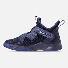 2b8d1bc7799ab Boys  Big Kids  Nike LeBron Soldier 12 Basketball Shoes
