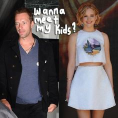 Jennifer Lawrence & Chris Martin's Romance Gets Super SERIOUS! Is This Next Step Too Much Too Soon??