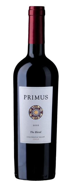 Excellent wine from Chile