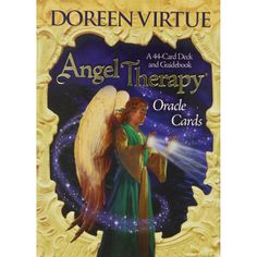 This easy to use deck is appropriate for beginners as well as those experienced with divination cards. Angel Therapy is a powerful healing and guidance process that involves working with your guardian